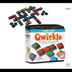 Quirkle Travel Size - 108 Wooden Tiles